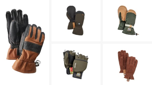 Hestra Outdoor Gloves
