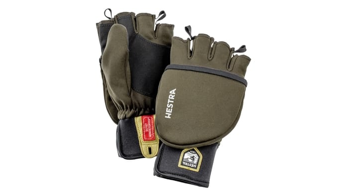 Hestra Outdoor Gloves - Windstopper Pull Over