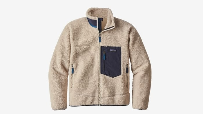 Patagonia Casual Jackets for Men - Men's Classic Retro-X Fleece Jacket