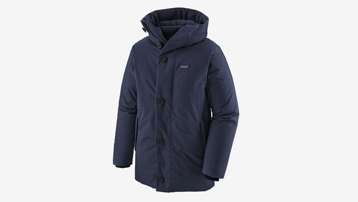 Patagonia Casual Jackets for Men - Men's Frozen Range Parka