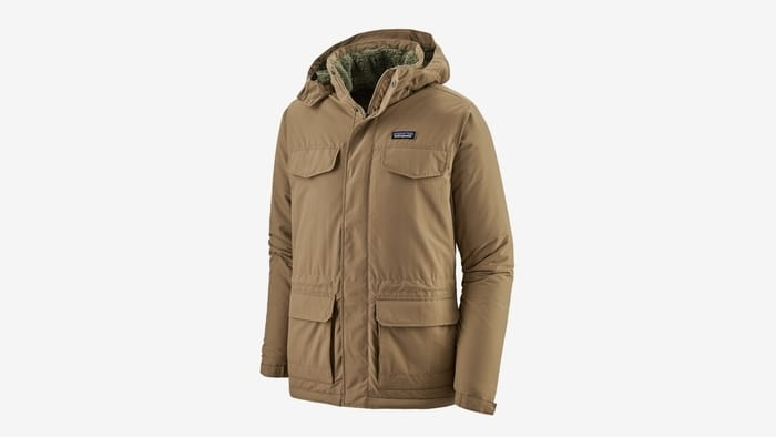 Patagonia Casual Jackets for Men - Men's Isthmus Parka