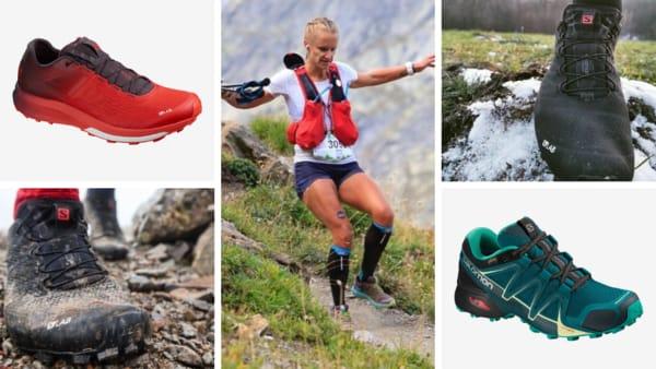 Salomon Trail Running Shoes for Women