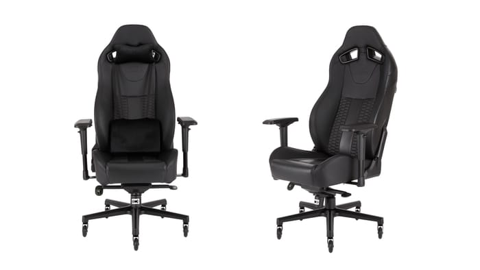 Best Gaming Chairs - Corsair T2 Road Warrior Gaming Chair