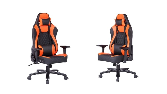 Best Gaming Chairs - X Rocker Delta Audio PC eSports Gaming Chair