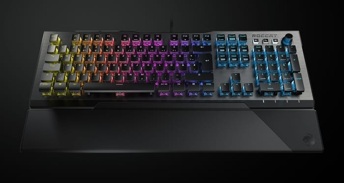 Best Gaming Keyboards - Roccat Vulcan 120 AIMO