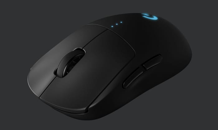 Best Gaming Mouse - Logitech G Pro Wireless