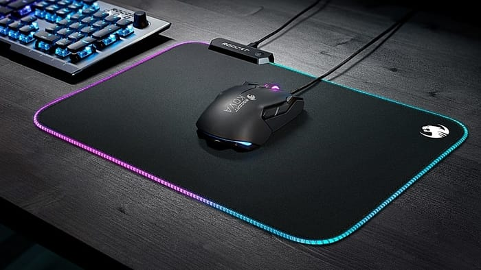 Best Gaming Mouse Pads - Roccat Sense AIMO