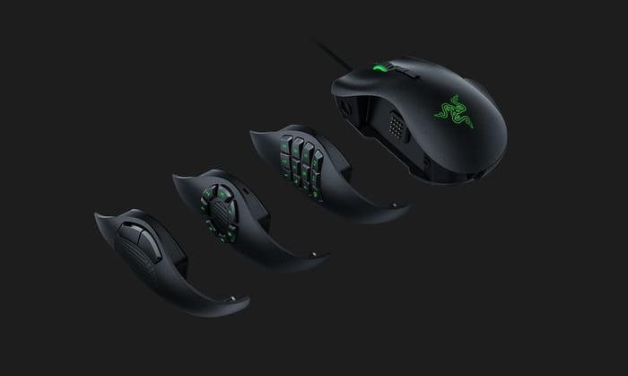 Best Gaming Mouse - Razer Naga Trinity