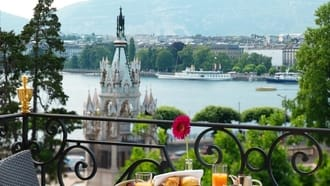 Best Business Hotels in Geneva