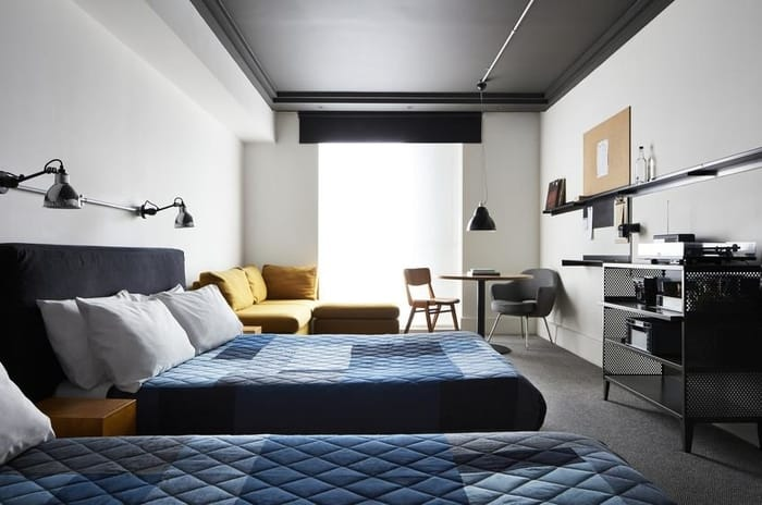 Best Business Hotels in London - Ace Hotel London Shoreditch