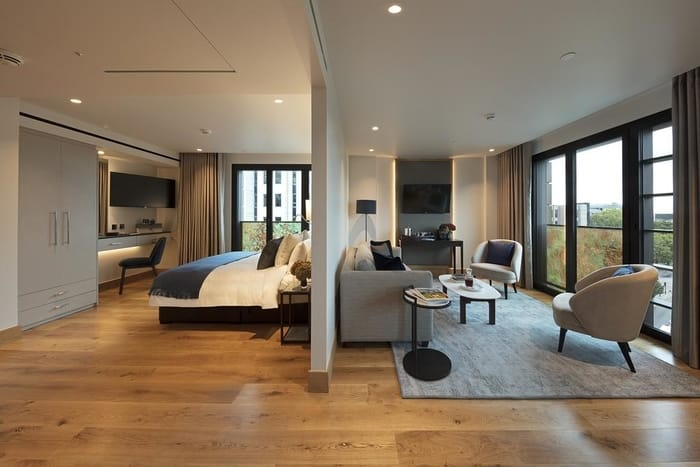 Best Business Hotels in London - Tower Suites by Blue Orchid