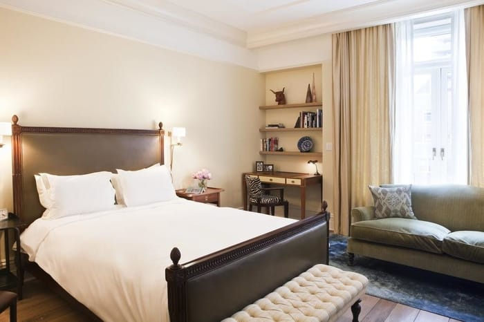 Best Business Hotels in Manhattan, New York - The Greenwich Hotel