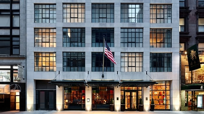 Best Business Hotels in Manhattan, New York - The Whitby Hotel
