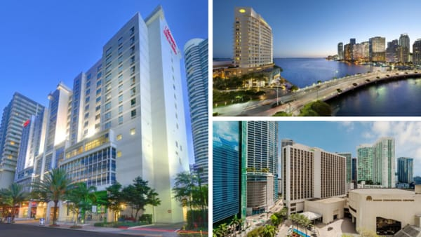 Best Business Hotels in Miami, Florida