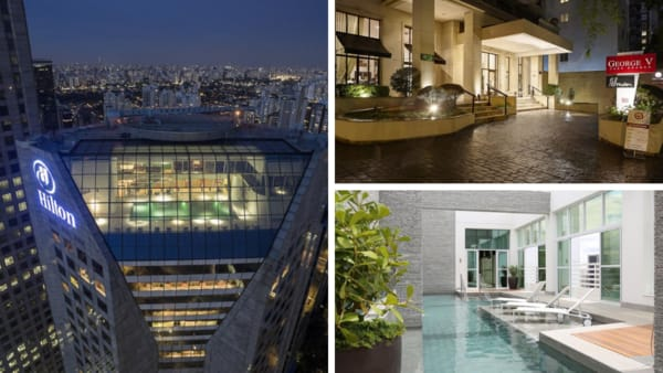 Best Business Hotels in Sao Paulo