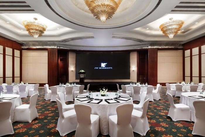 Best Business Hotels in Shanghai - JW Marriott Shanghai at Tomorrow Square