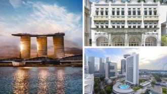 Best Business Hotels in Singapore