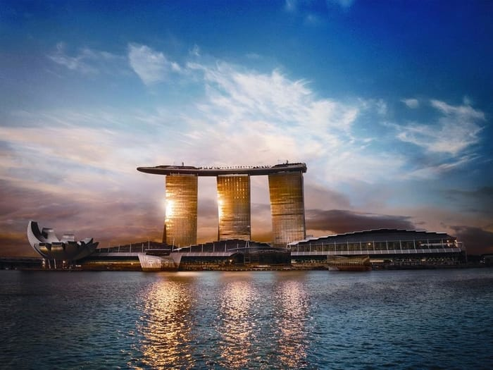 Best Business Hotels in Singapore - Marina Bay Sands