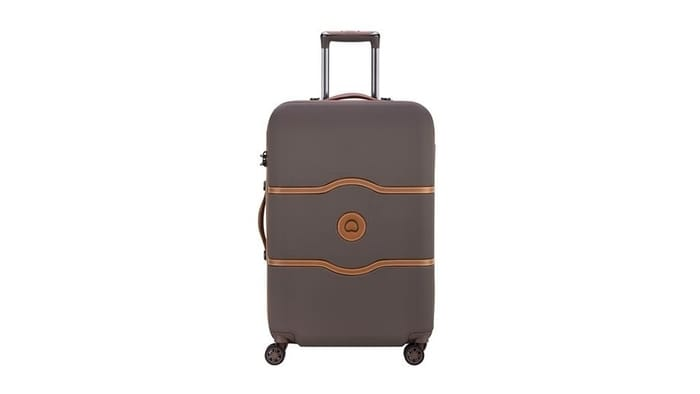 Best Carry-on Luggage - Delsey Chatelet Hard Air 24-inch Exp. Spinner Upright