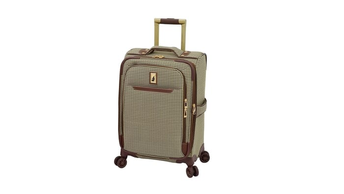 Best Carry-on Luggage - London Fog Cambridge II 20-inch Spinner