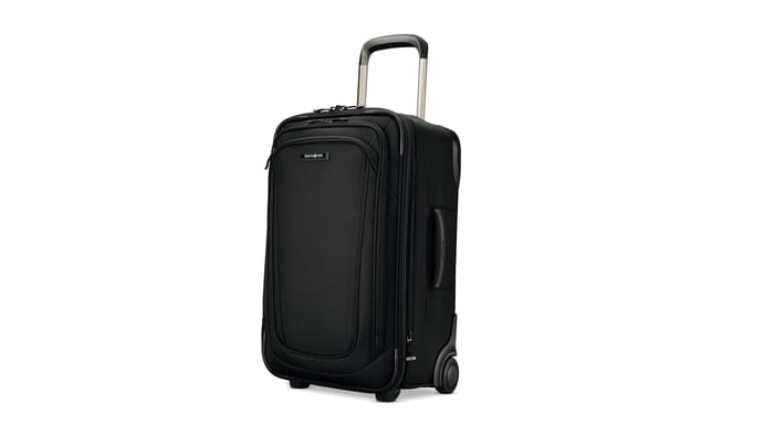 Best Carry-on Luggage - Samsonite Silhouette 16 Expandable Wheeled Carry-On