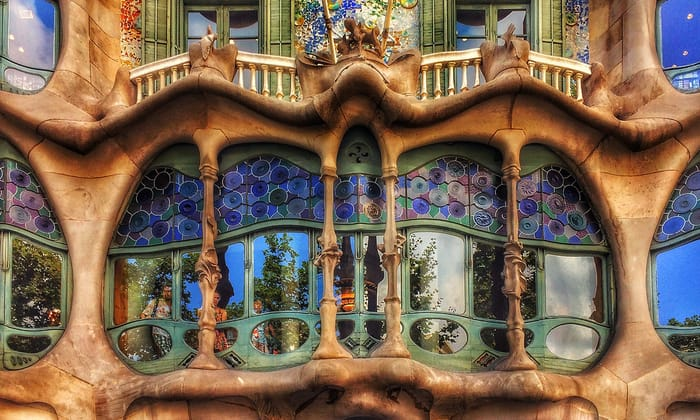 Best Places to Visit in Barcelona - Casa Batlló