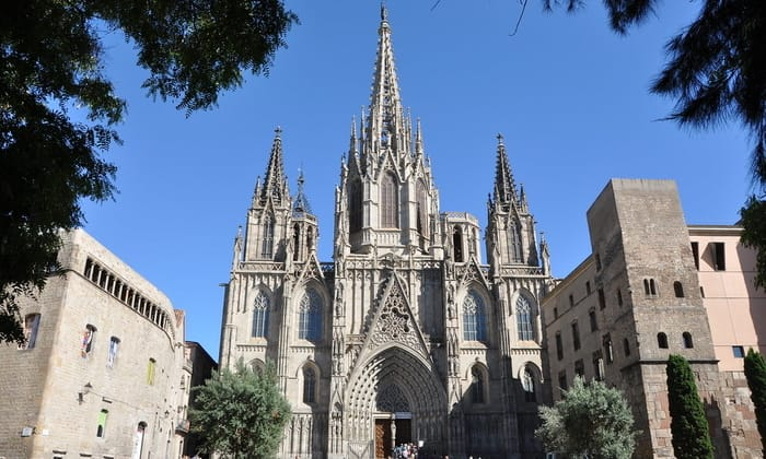 Best Places to Visit in Barcelona - Cathedral of Barcelona