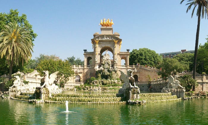 Best Places to Visit in Barcelona - Ciutadella Park