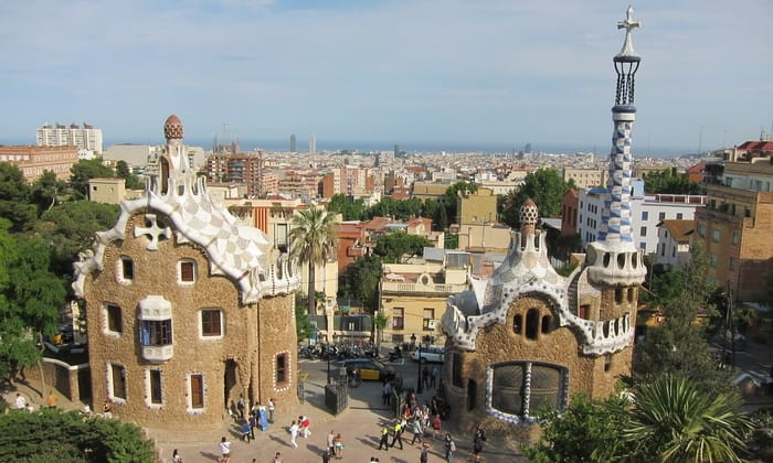 Best Places to Visit in Barcelona - Park Güell
