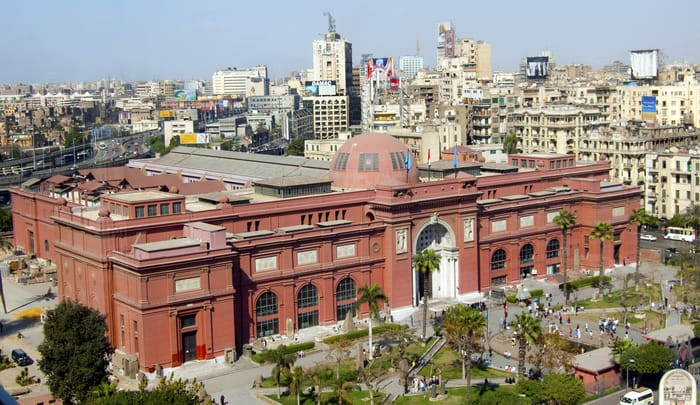 Best Places to Visit in Cairo - Egyptian Museum
