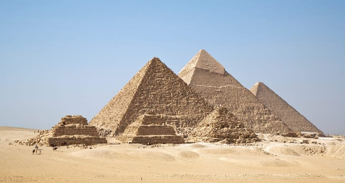 Best Places to Visit in Cairo - Giza Necropolis