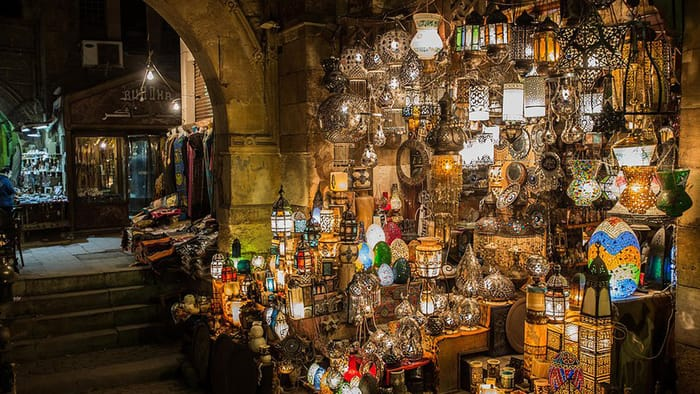 Best Places to Visit in Cairo - Khan el-Khalili