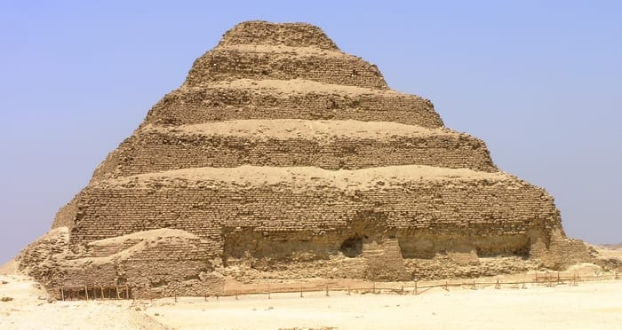Best Places to Visit in Cairo - Pyramid of Djoser