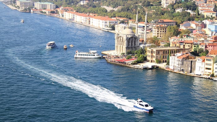 Best Places to Visit in Istanbul - Bosphorus