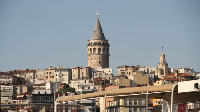 Best Places to Visit in Istanbul - Galata Tower