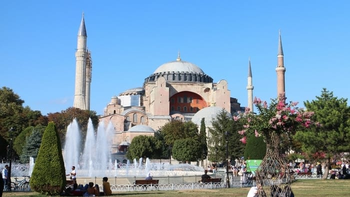 Best Places to Visit in Istanbul - Hagia Sophia Museum