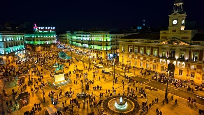 Best Places to Visit in Madrid - Puerta del Sol