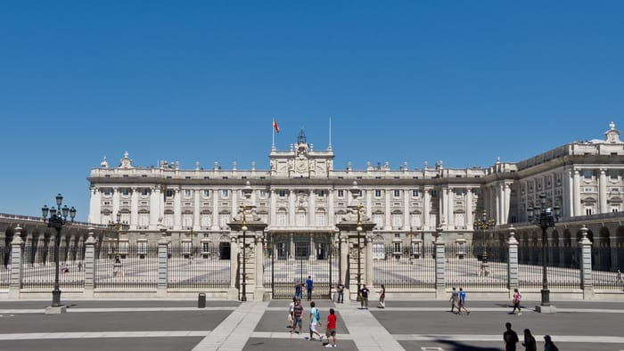 Best Places to Visit in Madrid - Royal Palace of Madrid