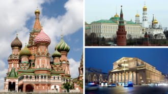 Best Places to Visit in Moscow