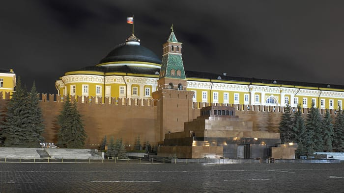 Best Places to Visit in Moscow - Lenin's Mausoleum