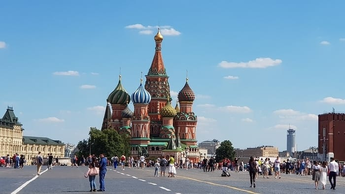 Best Places to Visit in Moscow - Red Square