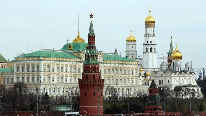 Best Places to Visit in Moscow - The Moscow Kremlin