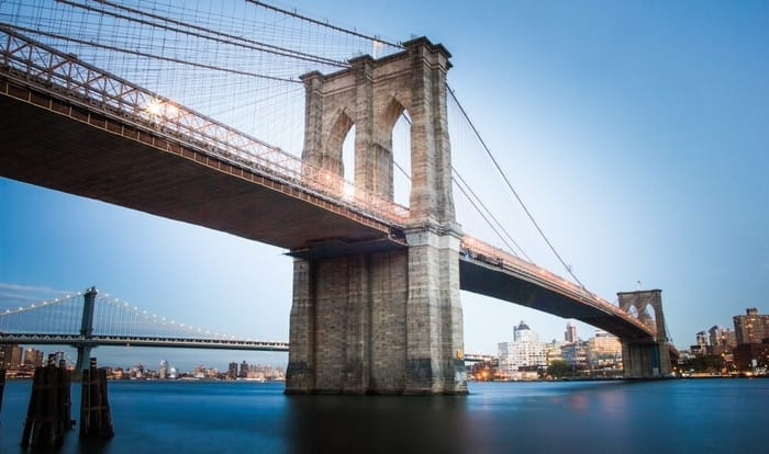 Best Places to Visit in New York City - Brooklyn Bridge