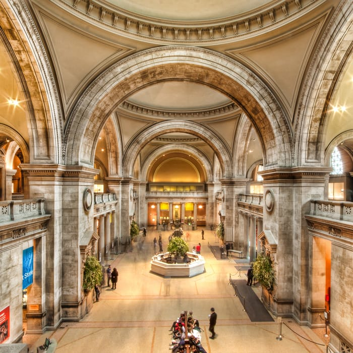 Best Places to Visit in New York City - The Metropolitan Museum of Art