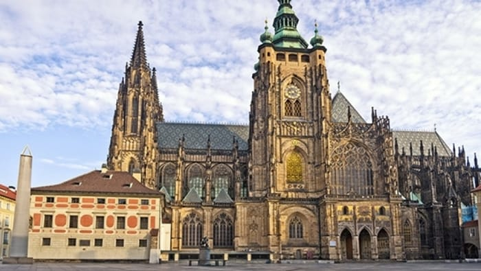 Best Places to Visit in Prague - St. Vitus Cathedral