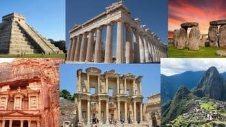 Most Amazing Ancient Ruins in the World