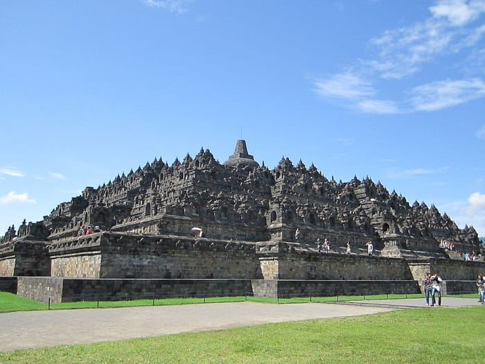 Most Amazing Ancient Ruins in the World - Borobudur Temple