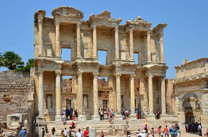 Most Amazing Ancient Ruins in the World - Ephesus