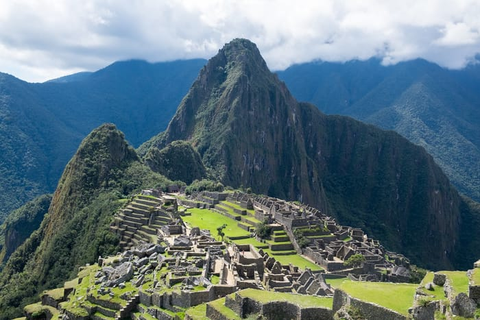 Most Amazing Ancient Ruins in the World - Machu Picchu