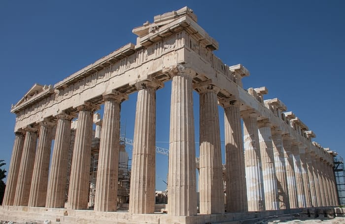 Most Amazing Ancient Ruins in the World - Parthenon